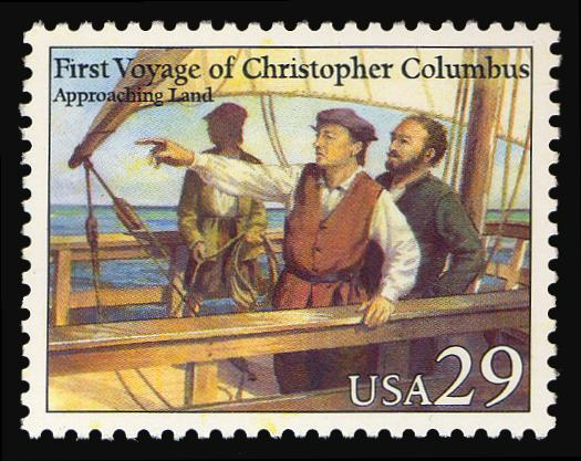 christopher columbus first and fourth voyage Letter from christopher columbus of spain after his first voyage to the christopher columbus was writing about in the fourth section of his.